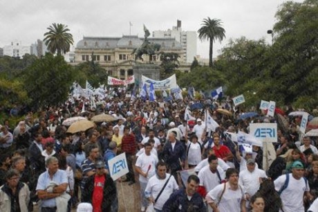 Docentes marcha 20/03/2013