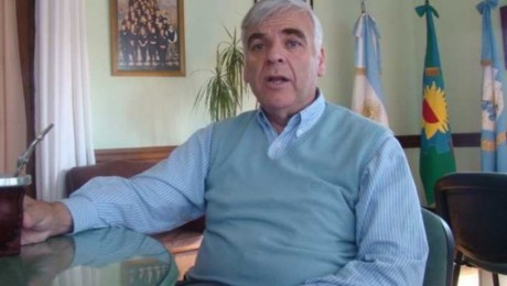 9 de Julio - Walter Battistella, intendente municipal