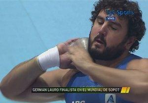 Lauro, Germán (imágen de TycSport