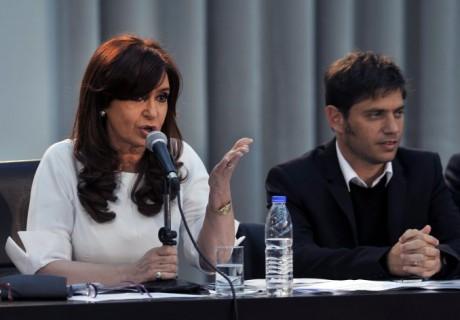 Presidenta de la Nación, Cristina Fernández de Kirchner