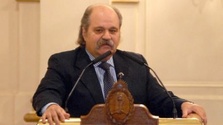 Granados, Alejandro - Ministro de Seguridad Pcia de Buenos Aires