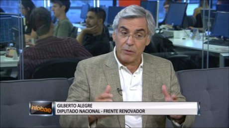 Alegre en Infobae TV