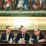 Santa Fe reunión por la situación de Sancor