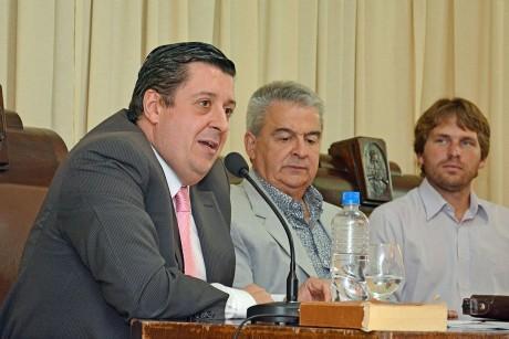 Guaminí - Apertura sesiones ordinarias 2016