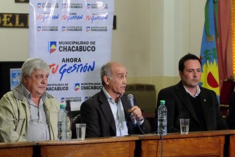 Salvador, Daniel Chacabuco