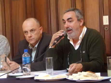 Fernández, Miguel - Reunión Río V en América