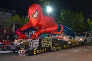 Guaminí - Carnavales 2015