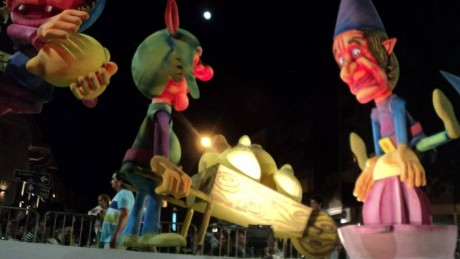 Lincoln - Carnavales 2015