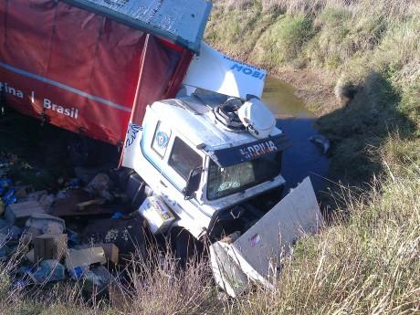 Ruta 5 - Accidente - Kilómetro 422,5