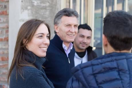 Vidal, María Eugenia - Precandidata a gobernadora de Buenos Aires
