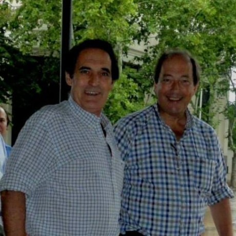 Trenque Lauquen - Lamelo con Ernesto Sánz