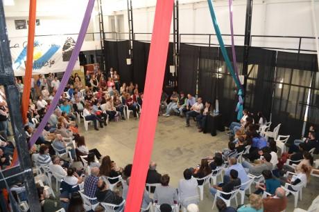 Pehuajó - Reunión de militantes y dirigentes con Zannini