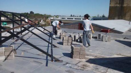 Trenque Lauquen Paneles Solares Escuela Técnica
