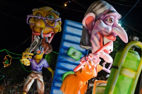 Lincoln - Carnavales Artesanales