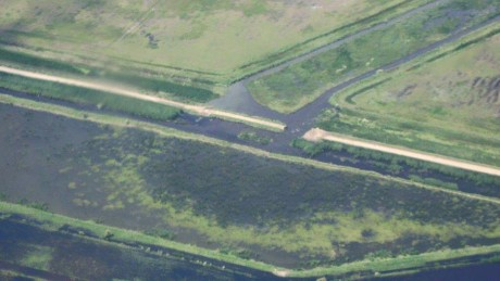 Río Quinto - Ruta 188