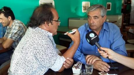 General Villegas - Campana, Eduardo - Intendente Municipal
