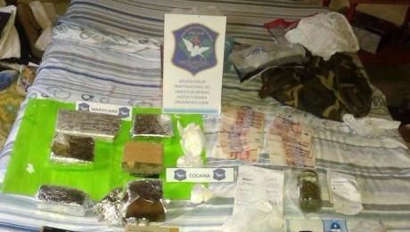 Lincoln - Acciones para evitar el narcotrafico