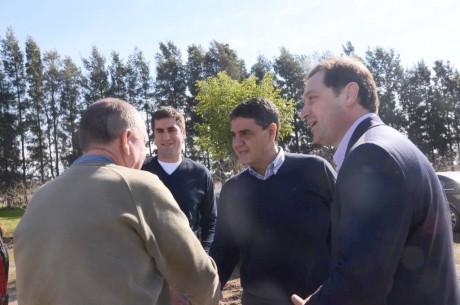 Lincoln - Macri Jorge, Mosca Manuel y Serenal Salvador