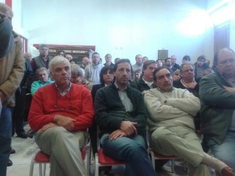 9 de Julio reunión del radicalismo
