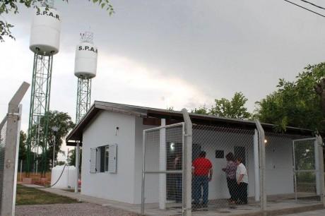 Carlos Salas agua corriente