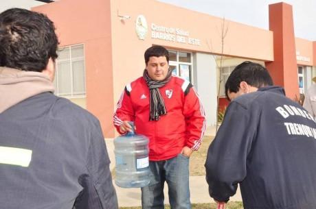 Trenque Lauquen sin servicio de agua potable