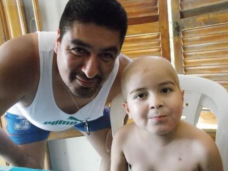 Un donante para Manu