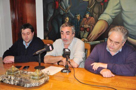 Fernández Miguel con Serantes