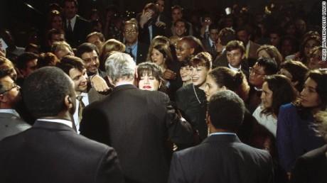 Clinton y Lewinsky