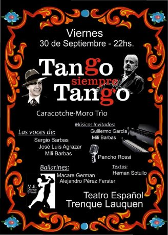 Tango siempre Tango