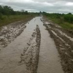 Carlos Tejedor caminos con agua