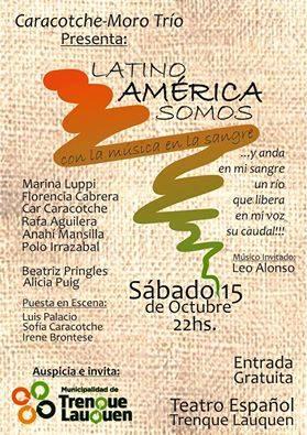 Trenque Lauquen Latino América Somos