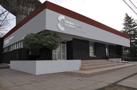 Concejo Deliberante (archivo)