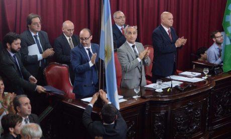 Senado de Buenos Aires. Foto: letrap.com.ar