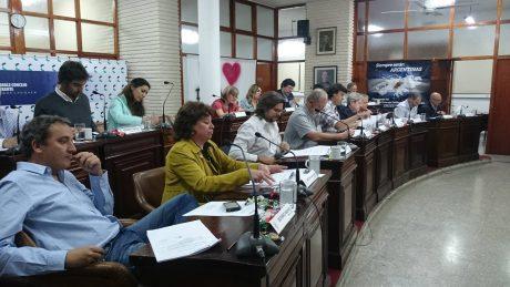 Concejo Deliberante Trenque Lauquen 16ta sesión