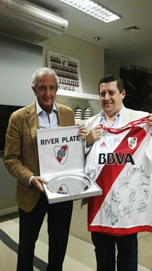 Álvarez con D`Onofrio