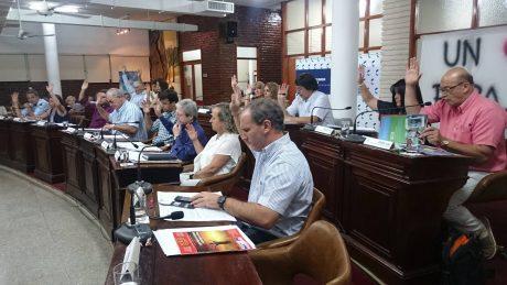 Concejo Deliberante aprueba Estacionamiento Medido