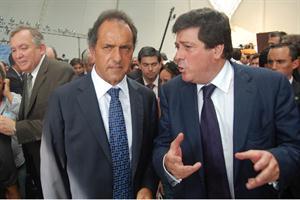 Scioli y Mariotto