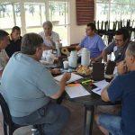 Trenque Lauquen reunión con directores de deportes