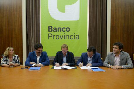 Provincia de Buenos Aires convenio con Nación