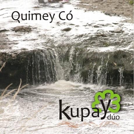 Kupay Dúo portada de su segundo CD