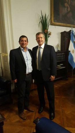 Pacheco con Monzó