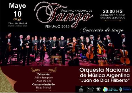Pehuajó - Quinto Festival Nacional de Tango