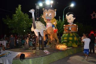 Guaminí - Carnavales
