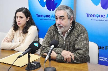 Trenque Lauquen - Bathis y Fernández - Crédito Universitario