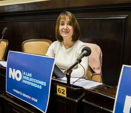 Diputada Corrado Frente Renovador BB