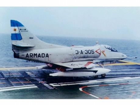 Avión Armada Argentina