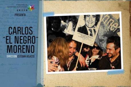 """Carlos """"El Negro"""" Moreno"""