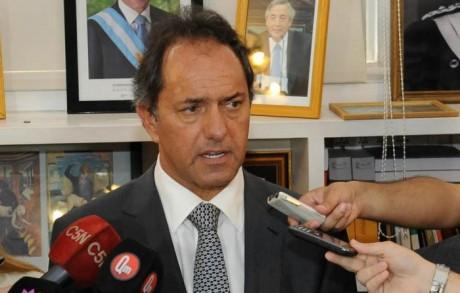 Scioli, Daniel - Gobernador de Buenos Aires