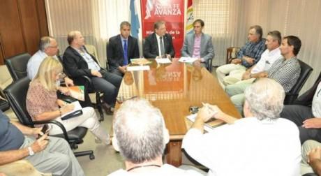 Ministros de Asuntos Agrarios - Rosario