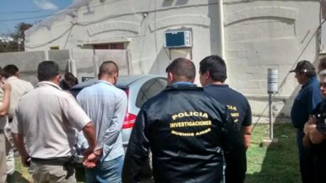 Policía - Detenidos autores del Cuento del Tío
